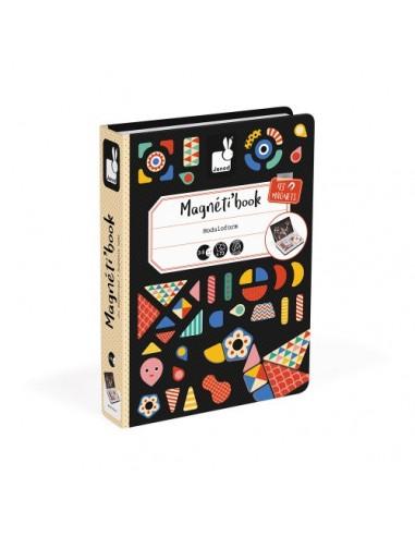 Juego magnético Magneti'book Moduloform